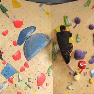 #002「FLAT bouldering」